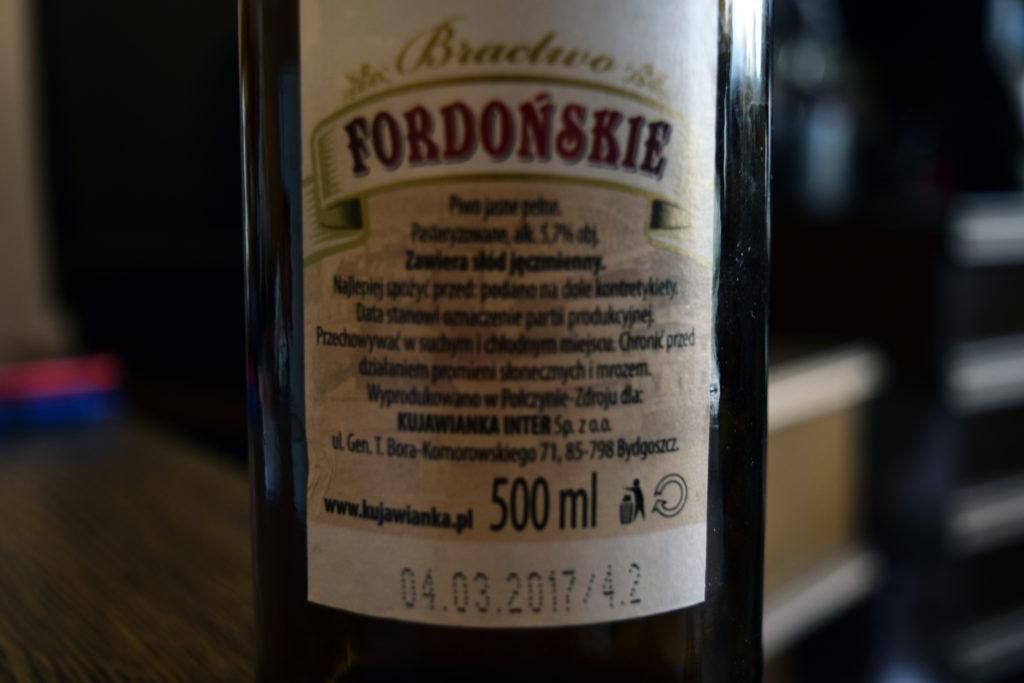 fordońskie back