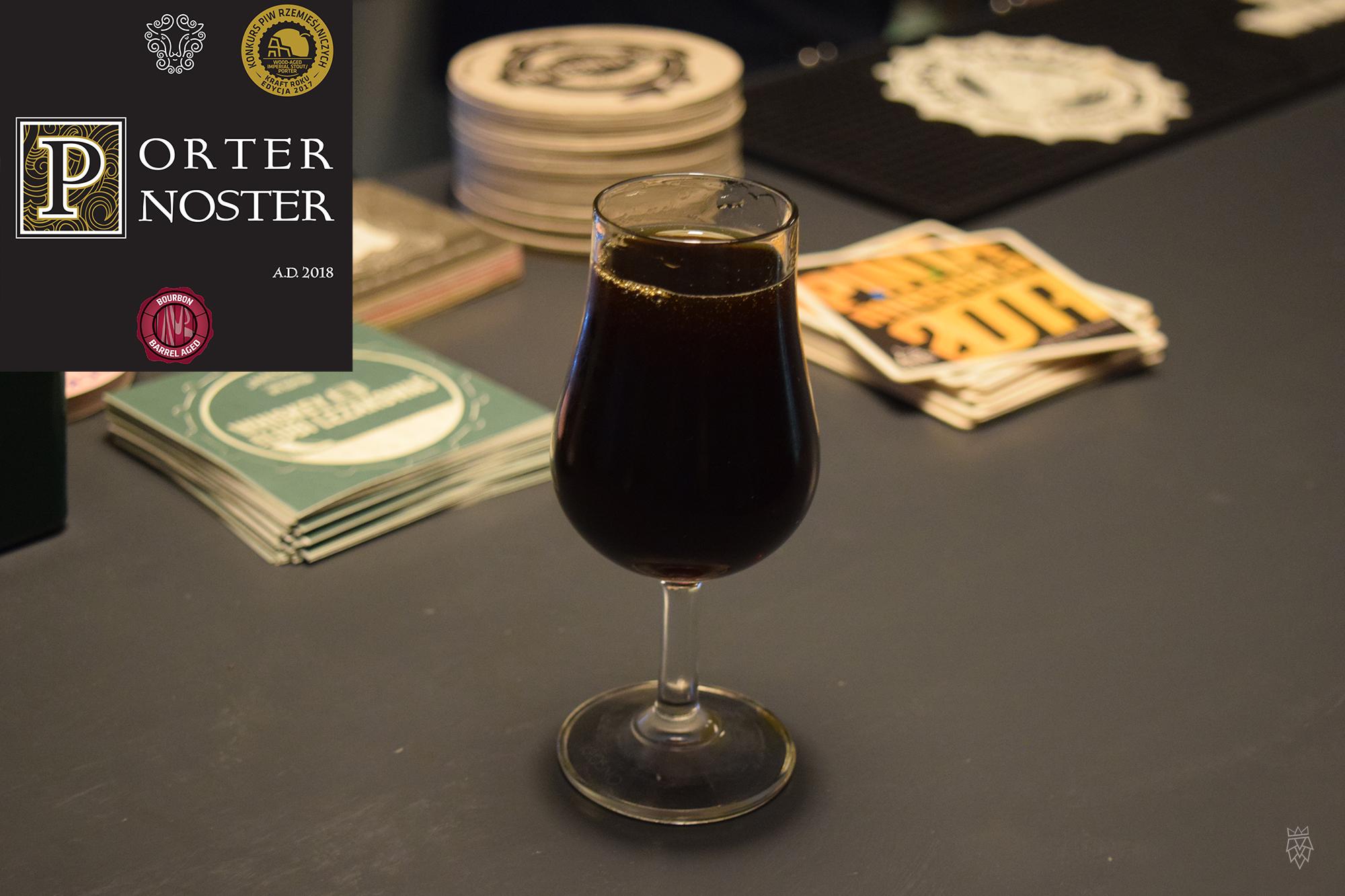 Porter Noster Bourbon BA