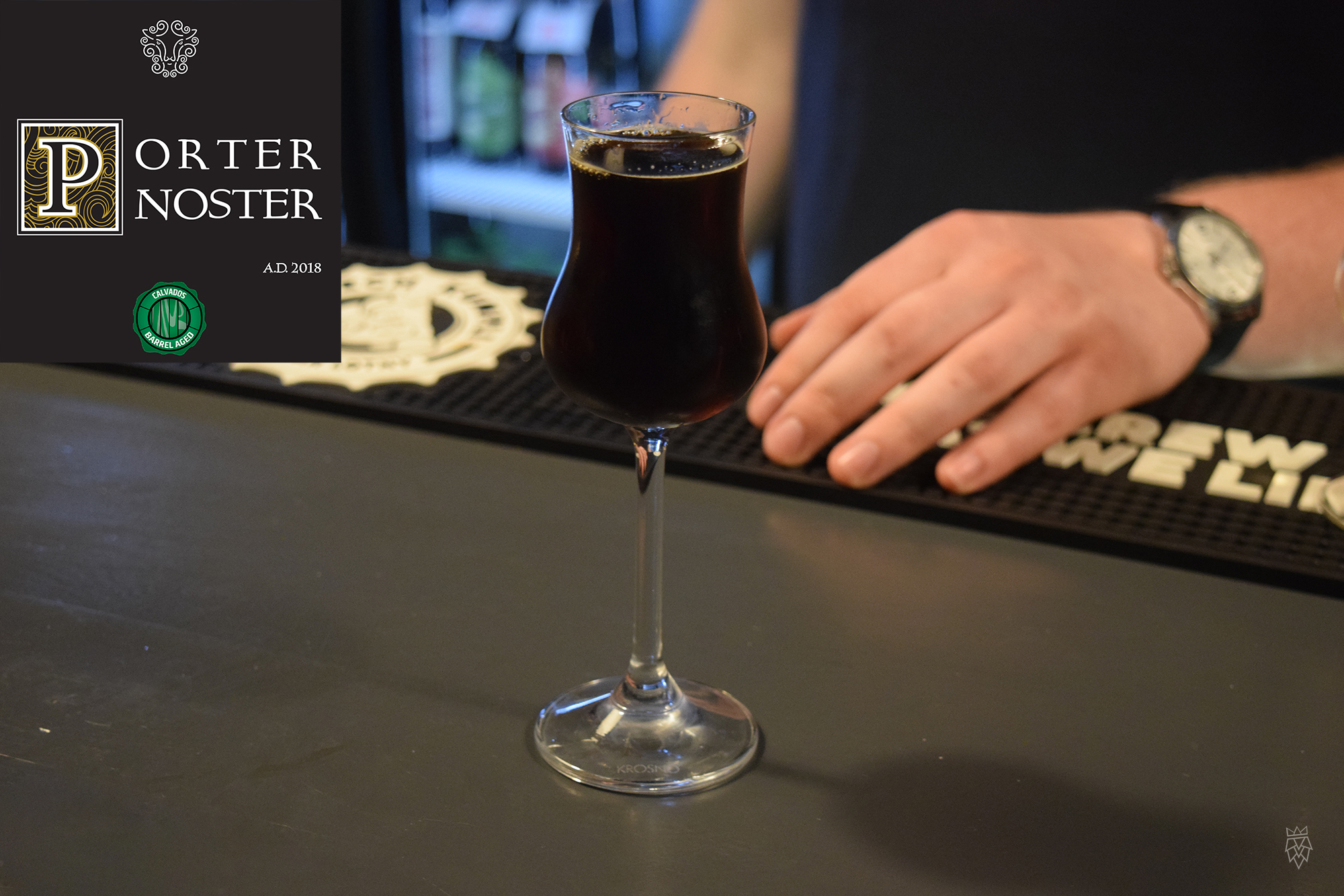 Porter Noster Calvados