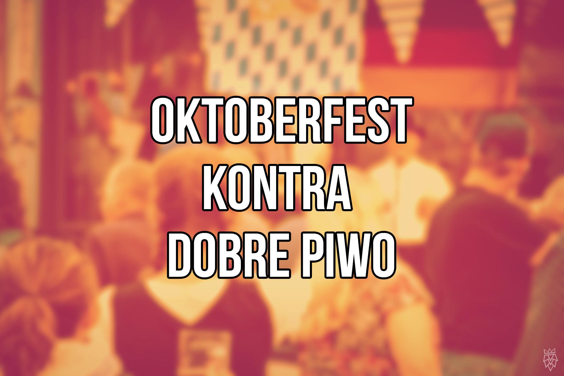 Oktoberfest Piwo