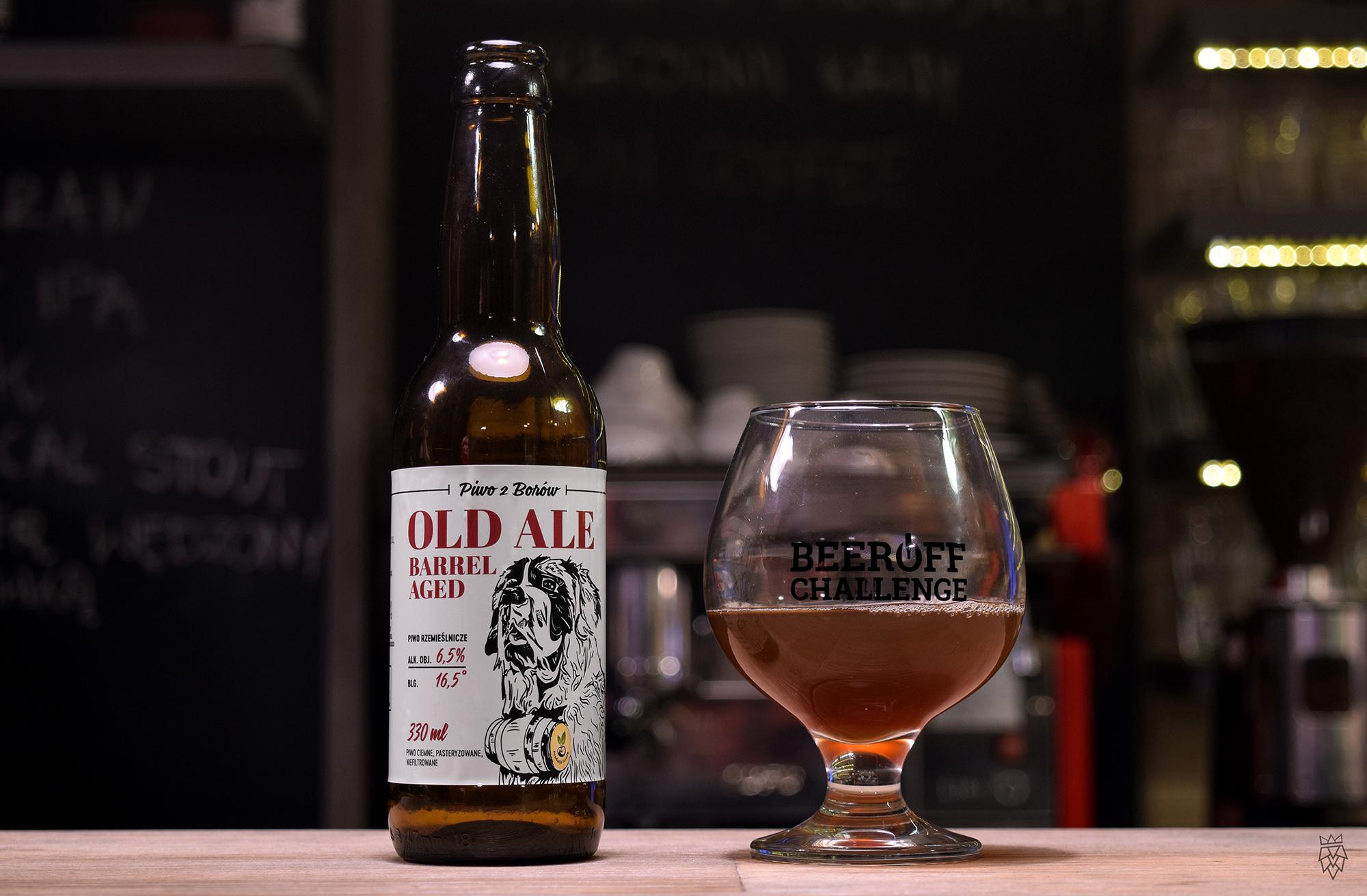 Old Ale Pommard BA