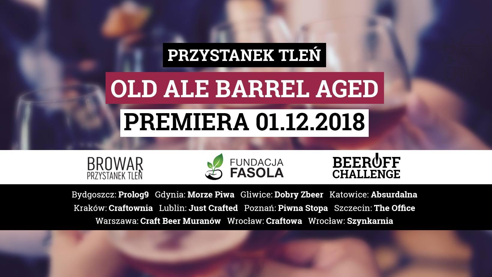 Old Ale Premiera
