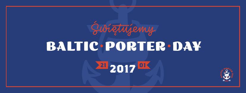 święto porteru bałtyckiego 2017 baner