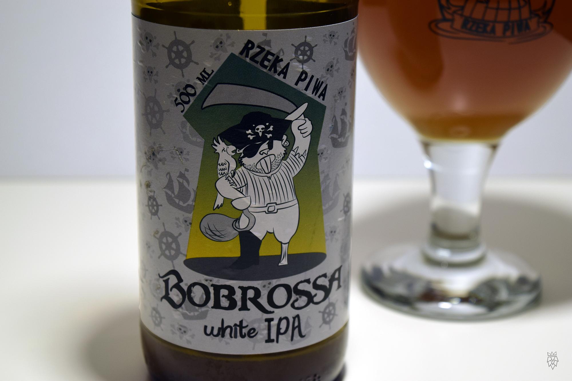 Bobrossa White IPA