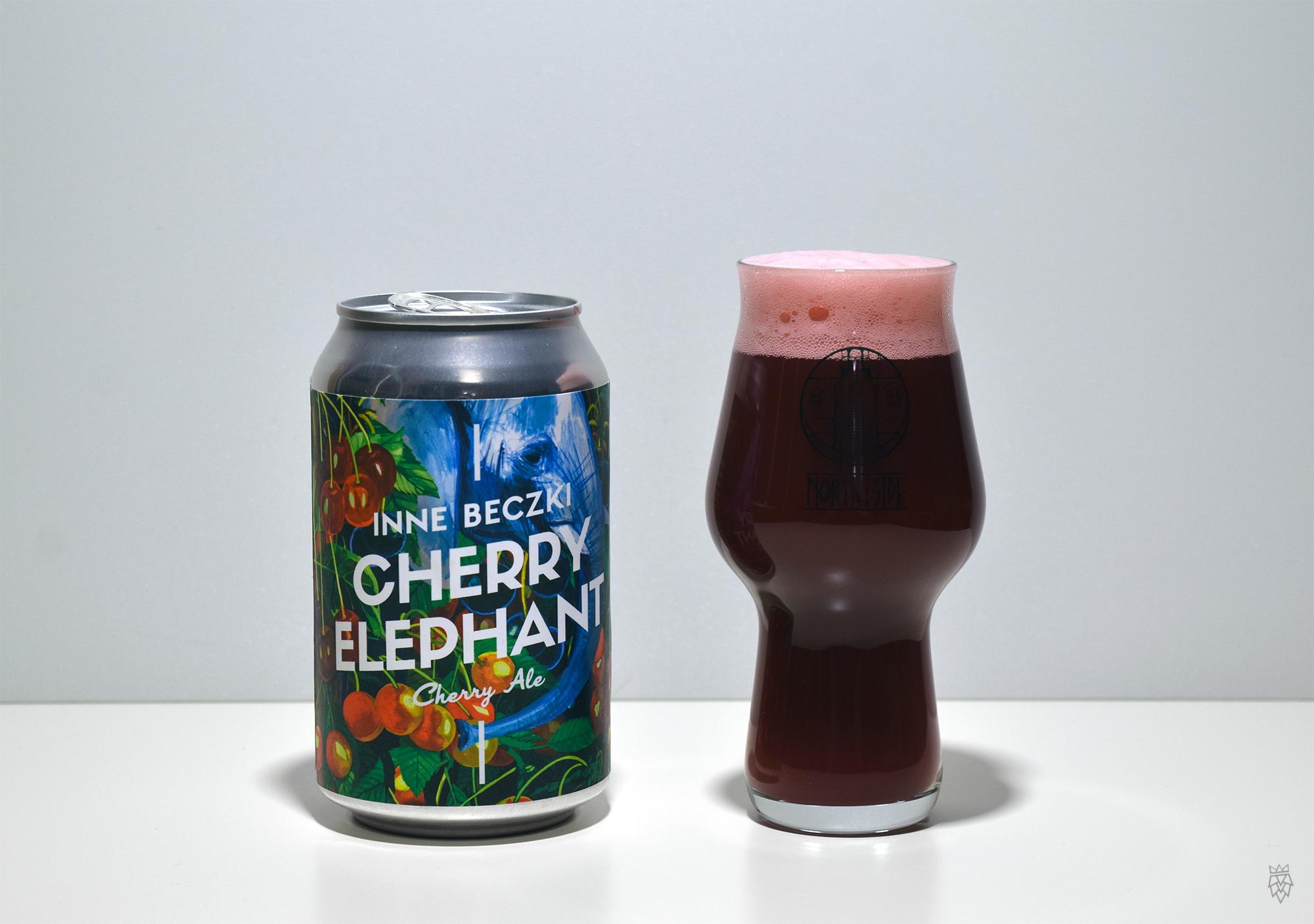 Cherry Elephant Inne Beczki