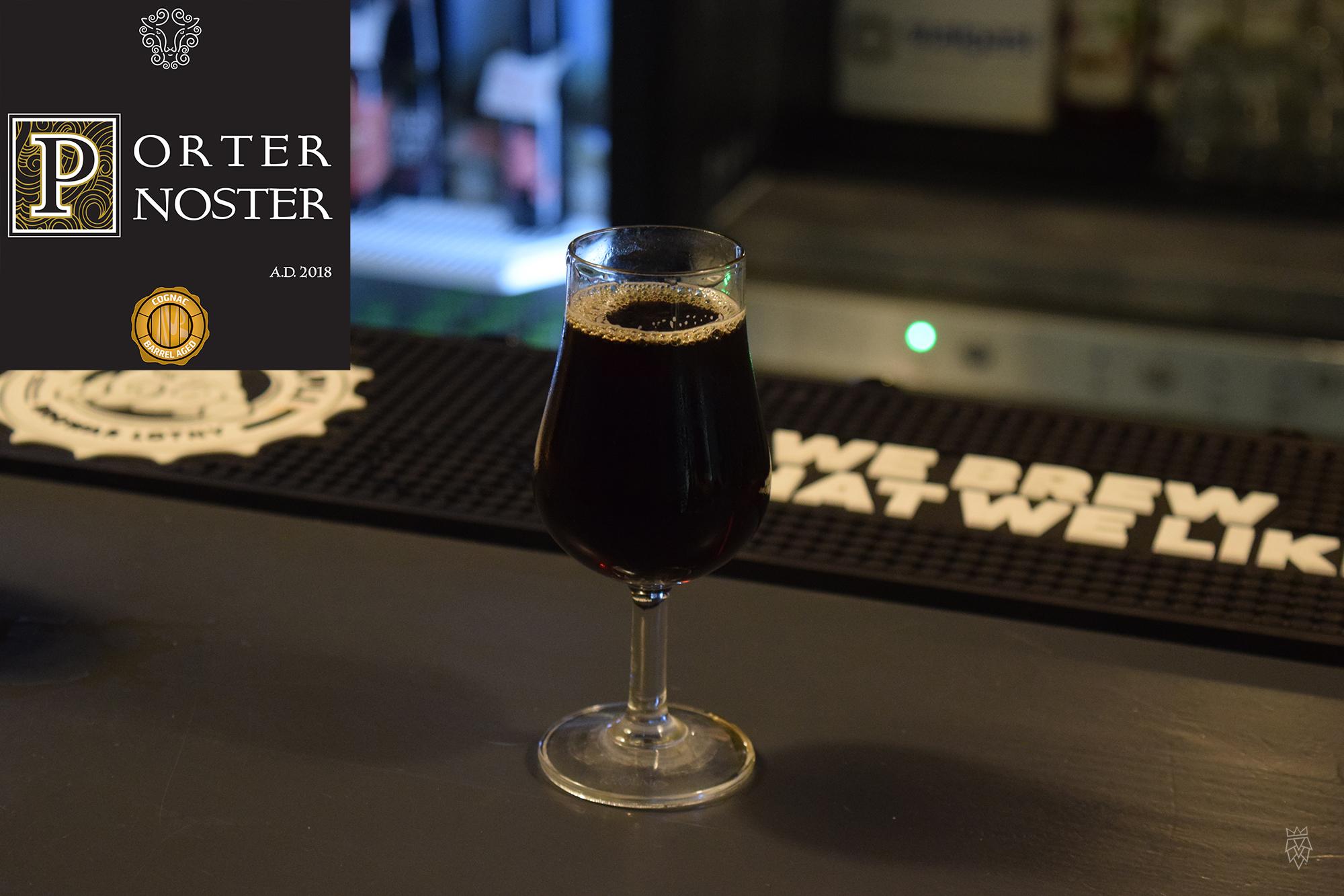 Porter Noster Cognac BA