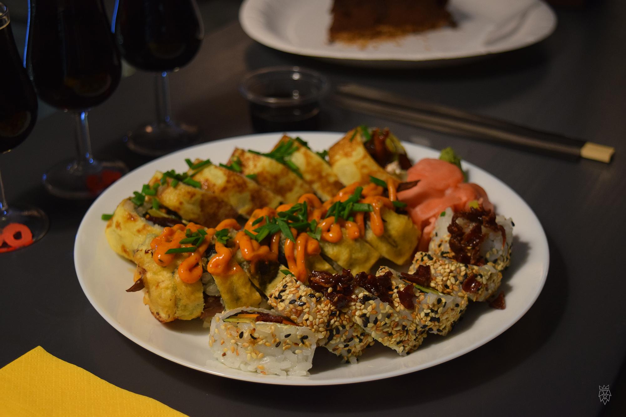 Porter Noster Sushi