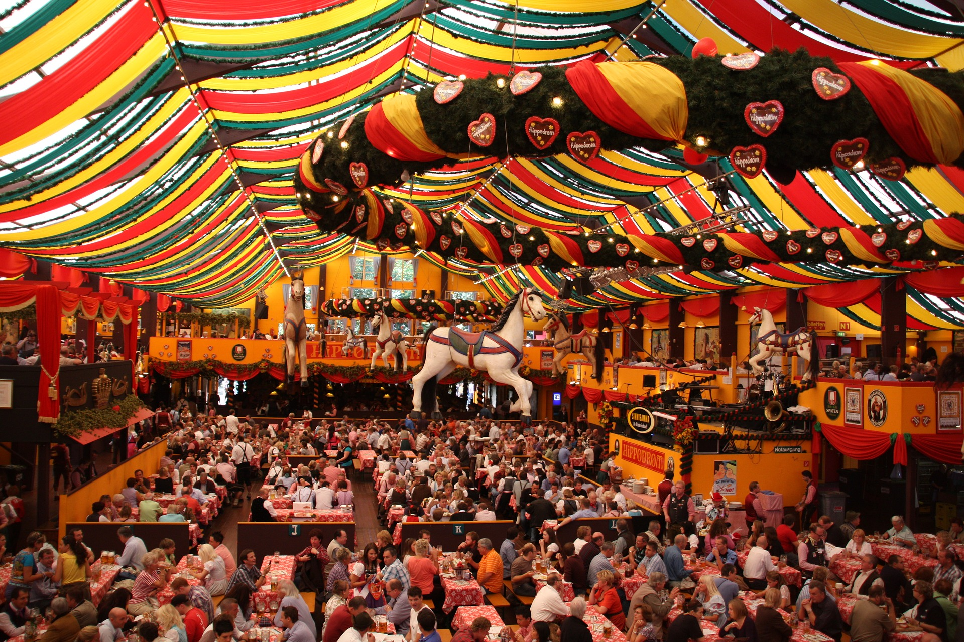 Oktoberfest Tent