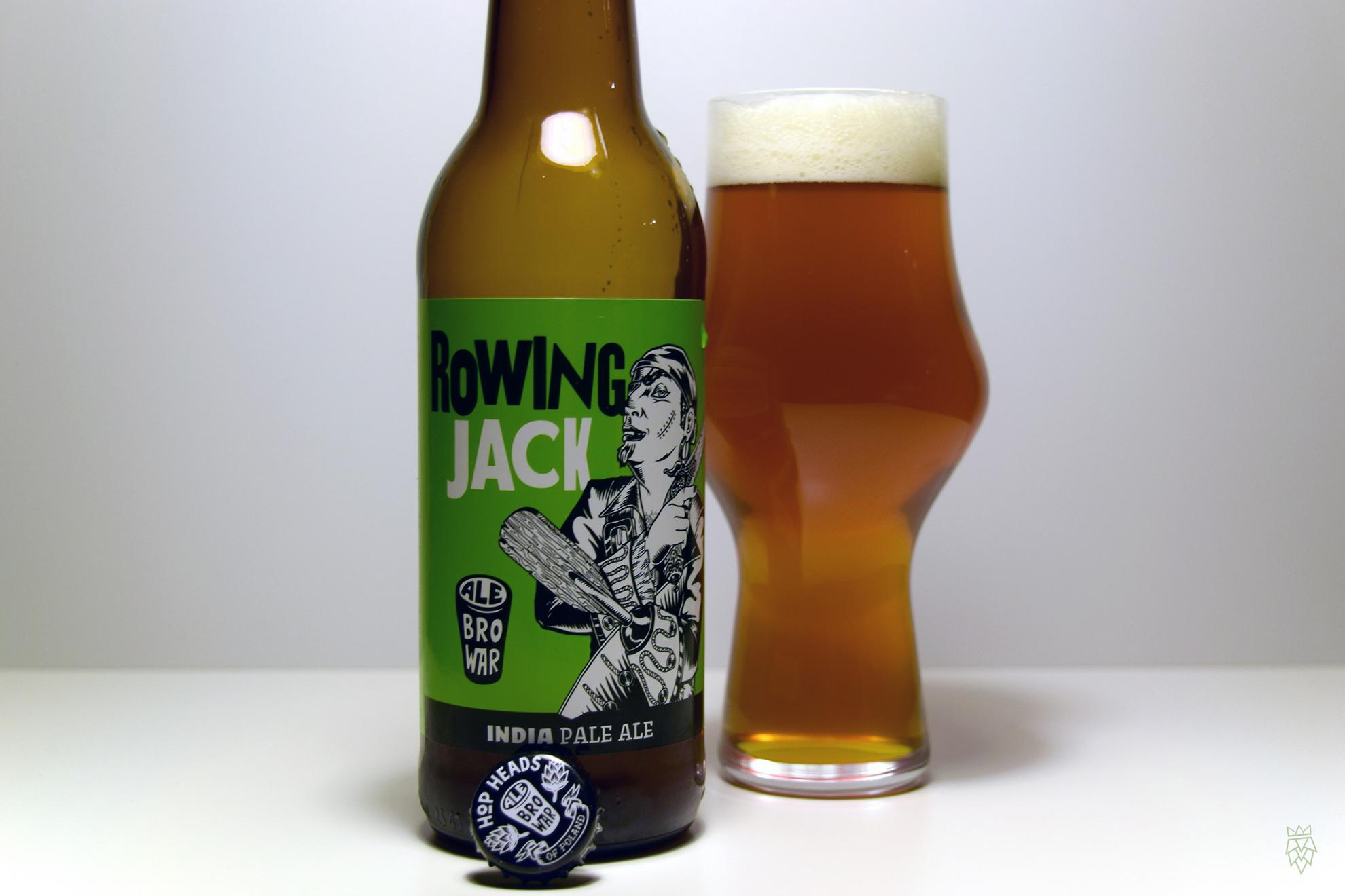 Rowing Jack
