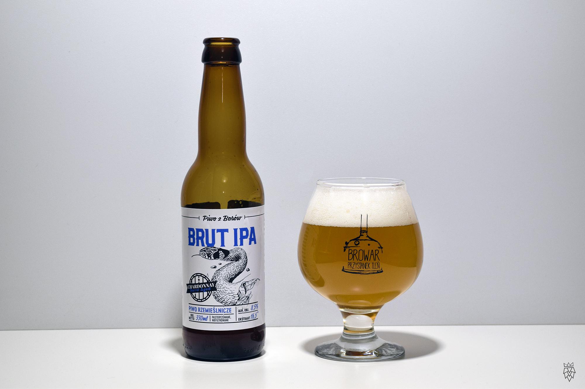 Brut IPA Chardonnay BA