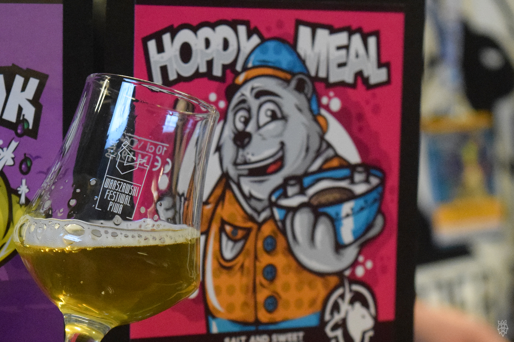 Hoppy Meal WFP