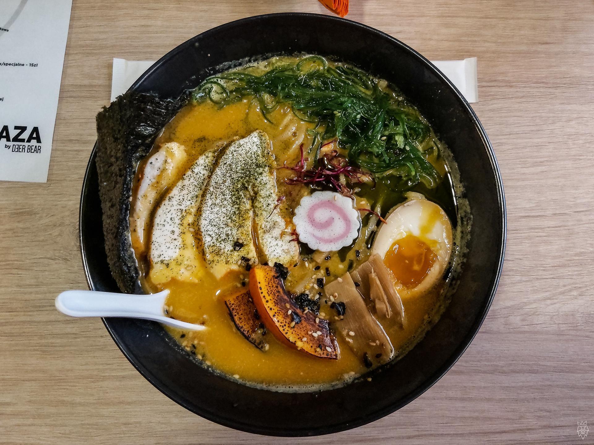 Baza Ramen Hokkaido
