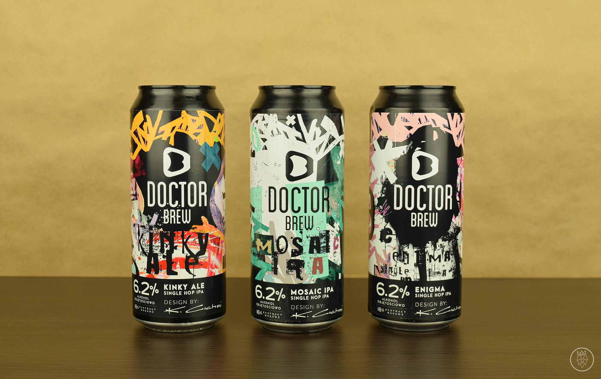 Legendy - Doctor Brew
