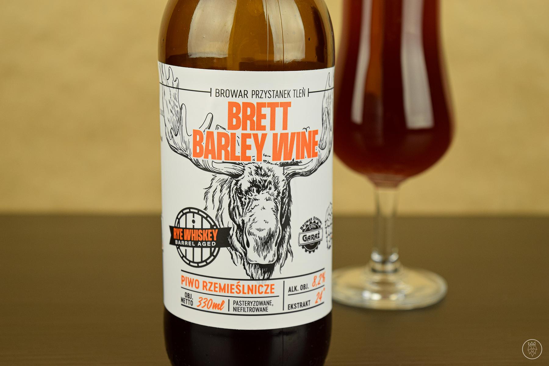 Brett Barley Wine BA 02
