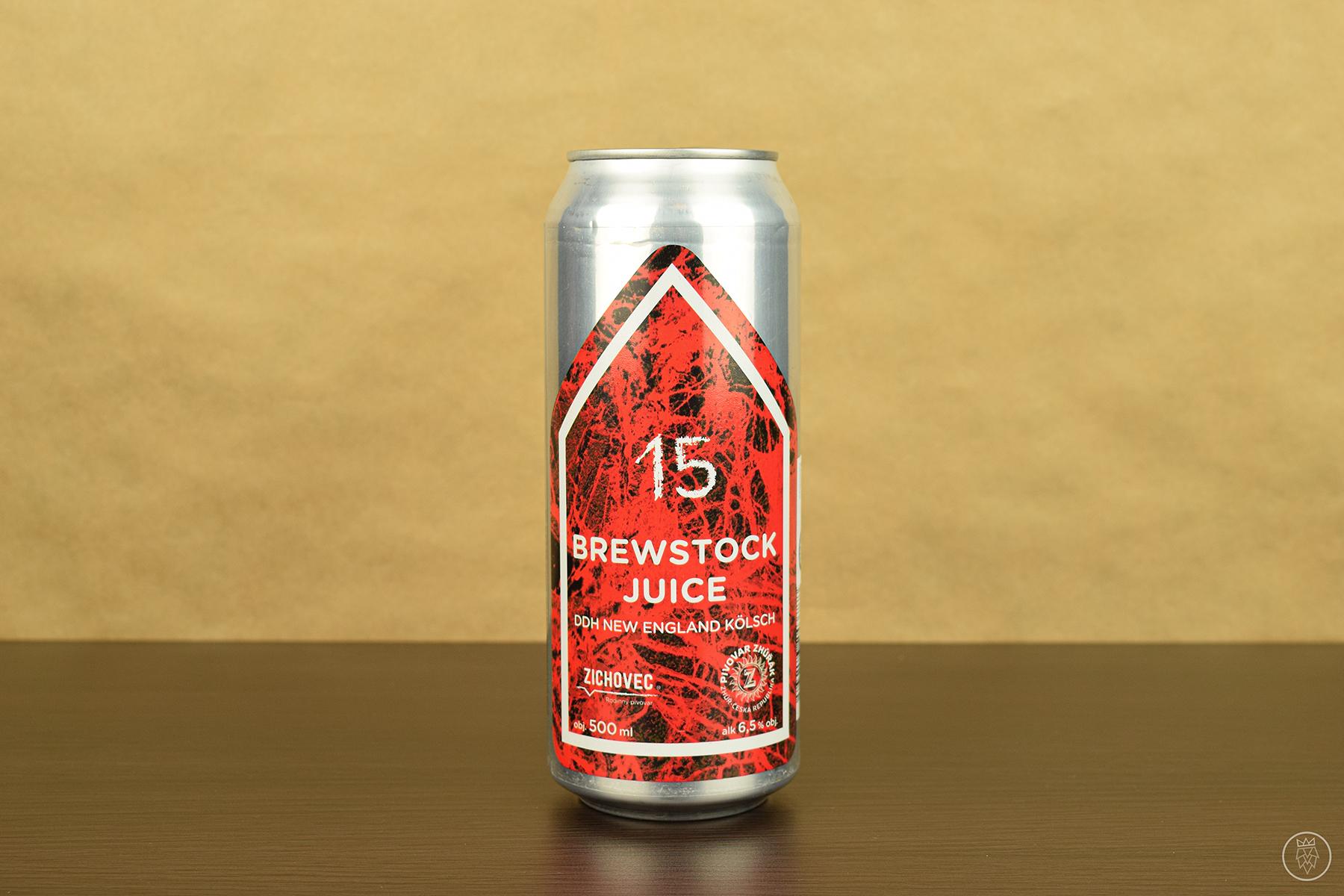 Brewstock Juice puszka