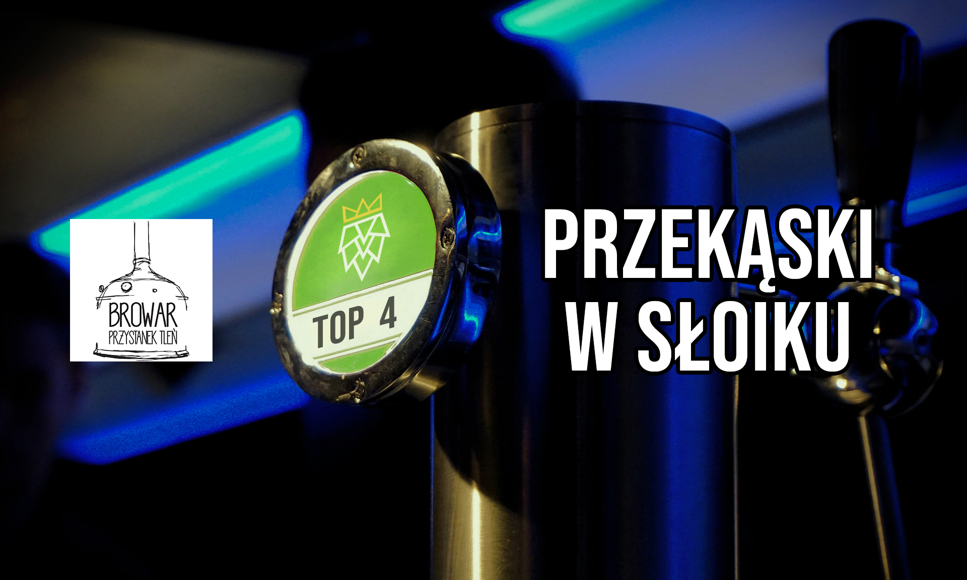 TOP4 Przekąsek